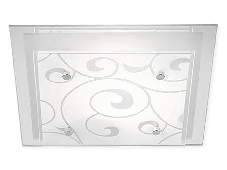 Plafoniera Vimini : Lampada da soffitto plafoniera soggiorno pamura 1 metallo