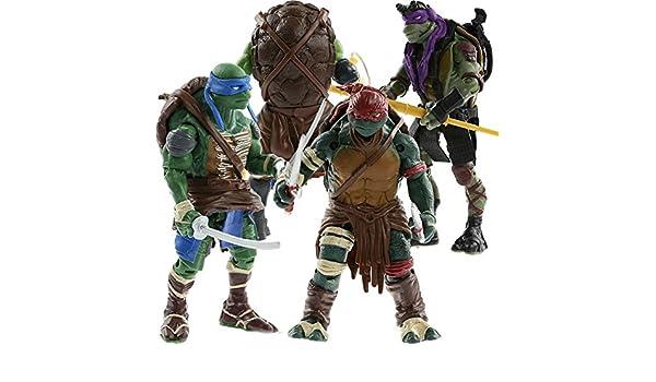 Tortugas Ninja, Teenage Mutant Ninja Turtles, Set 4 ...