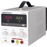 Basetech BT-305 - Fuente de alimentación lineal ajustable