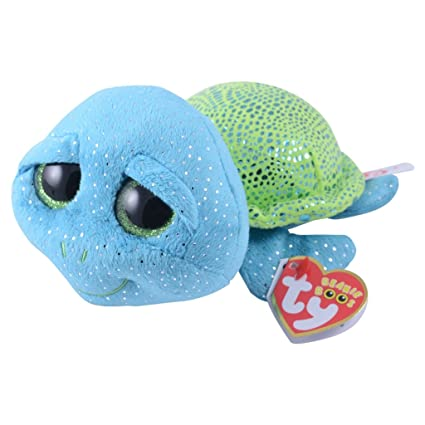 ca1e7792b8f Image Unavailable. Image not available for. Color  Ty Beanie Boos SeaWorld  Exclusive Turtle ...