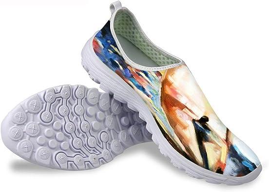 Freewander Customized Mesh Soft Shoes