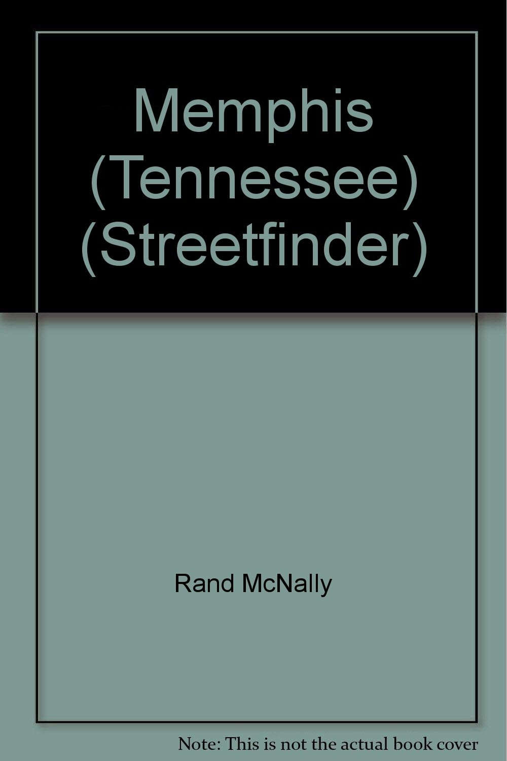 Rand McNally Memphis & Vicinity Streetfinder (Streetfinder S.)