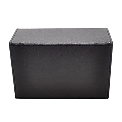 Dex Protection Deck Box - The Dualist - Black: Sports & Outdoors