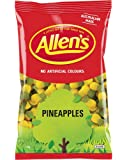 Allen's Pineapples Shaped Lollies Bulk Bag, 1.3 Kilograms