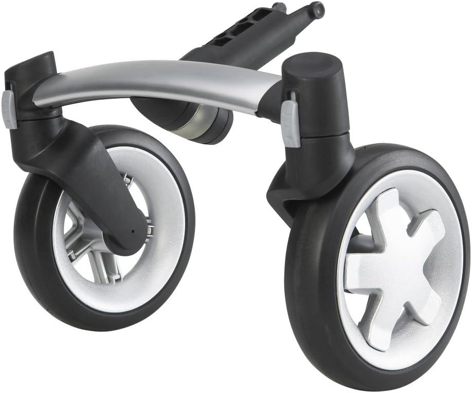 Quinny 00CV092BLK Buzz 4 Front Wheel Assembly