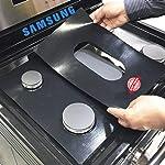 Samsung Stove Protector Liners - Stove Top Protector for Samsung Gas