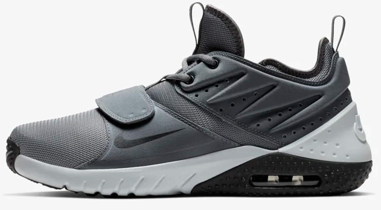 Nike Air Max Trainer 1 Leather MediugreyChlorophyll White Black