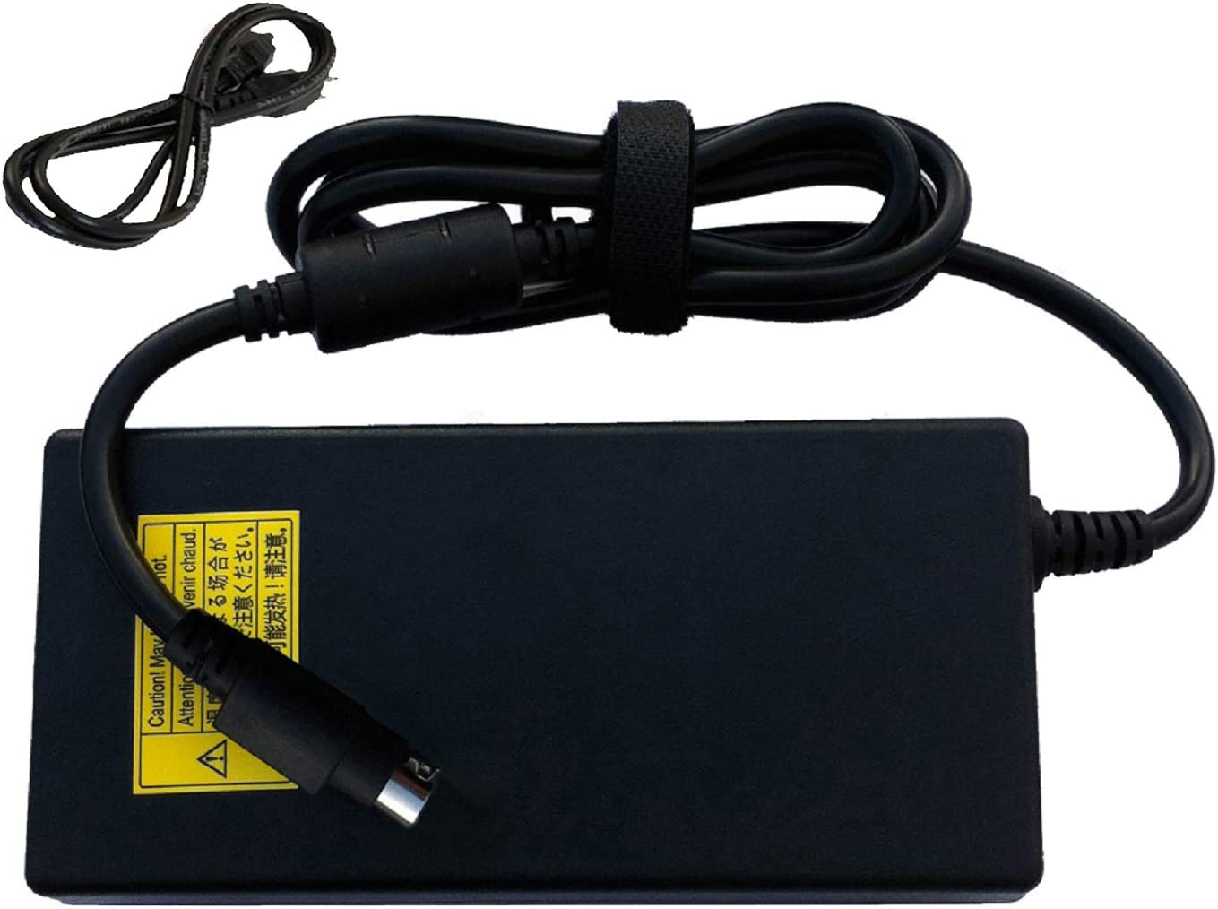 UpBright New 4-Pin AC//DC Adapter for FSP FSP150-ACB FSP150ACB Power Supply Cord Cable PS Battery Charger Mains PSU