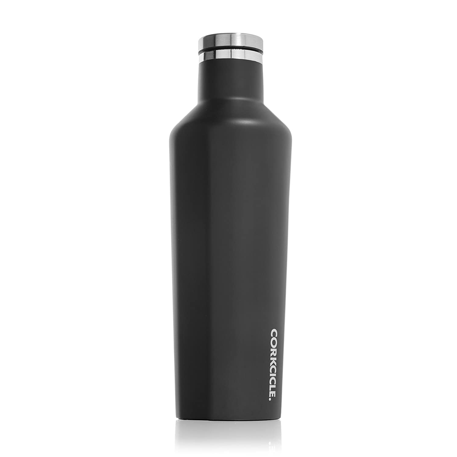25 oz Corkcicle Canteen Classic Collection-Water Bottle /& Thermos-Triple Insulated Shatterproof Stainless Steel Gloss Turquoise C2025GT