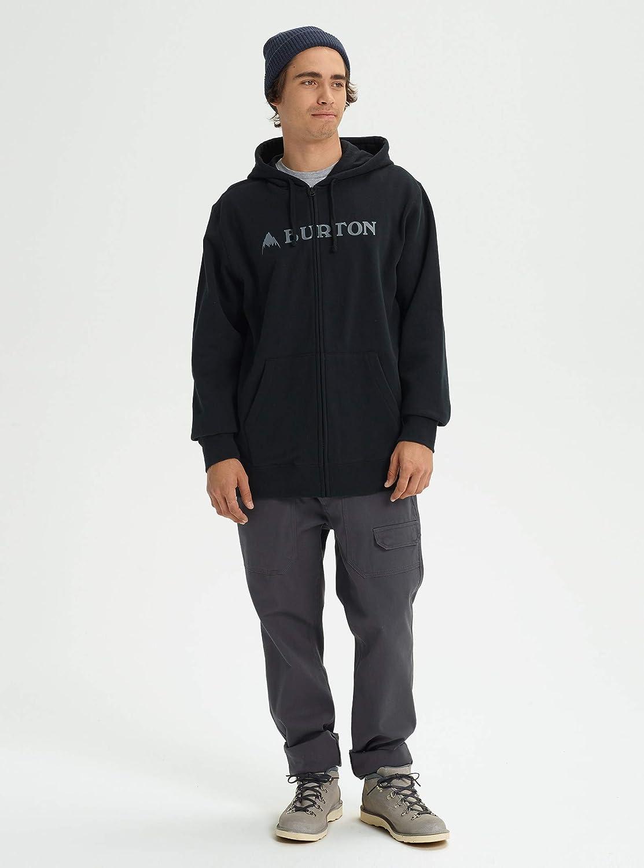 Burton Horizontal Mountain Full-Zip Hoodie Sweatshirt