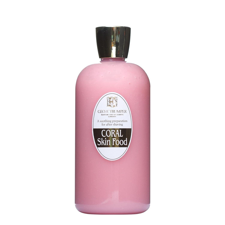 Geo F Trumper Coral Skin Food Pre and Post Shave Gel (500 ml) Geo F. Trumper Coral Skin Food 500mL