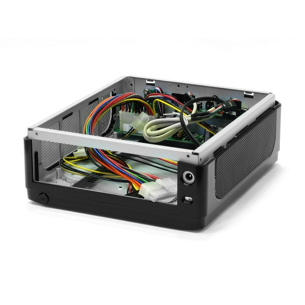 Morex T3500 Fanless Mini-ITX Enclsoure with 60W DC-DC Power & A/C Adapter by Morex (Image #5)