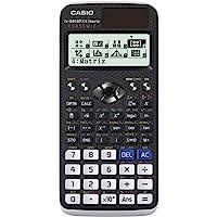 Casio FX-991SPX II - Calculadora científica, Recomendada para el currículum español y portugués, 576 funciones, Solar y…