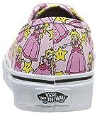 bce5a242e2 Vans Authentic Nintendo Princess Peach Ankle-High Canvas Skateboarding Shoe  - 7.5M 6M
