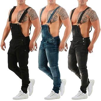Amazon.com: ZOMUSAR 2019 ❀ Pantalón para hombre, estilo ...