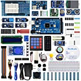 REXQualis Mega 2560 Kit The Most Complete Starter Kit w/Detailed Tutorial for Arduino Mega2560 Robot Kit