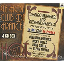 The Hot Jazz: Le Hot Club De France, Vols. 1-4