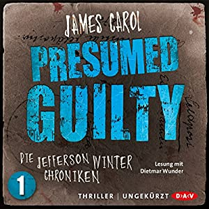 Presumed Guilty Hörbuch