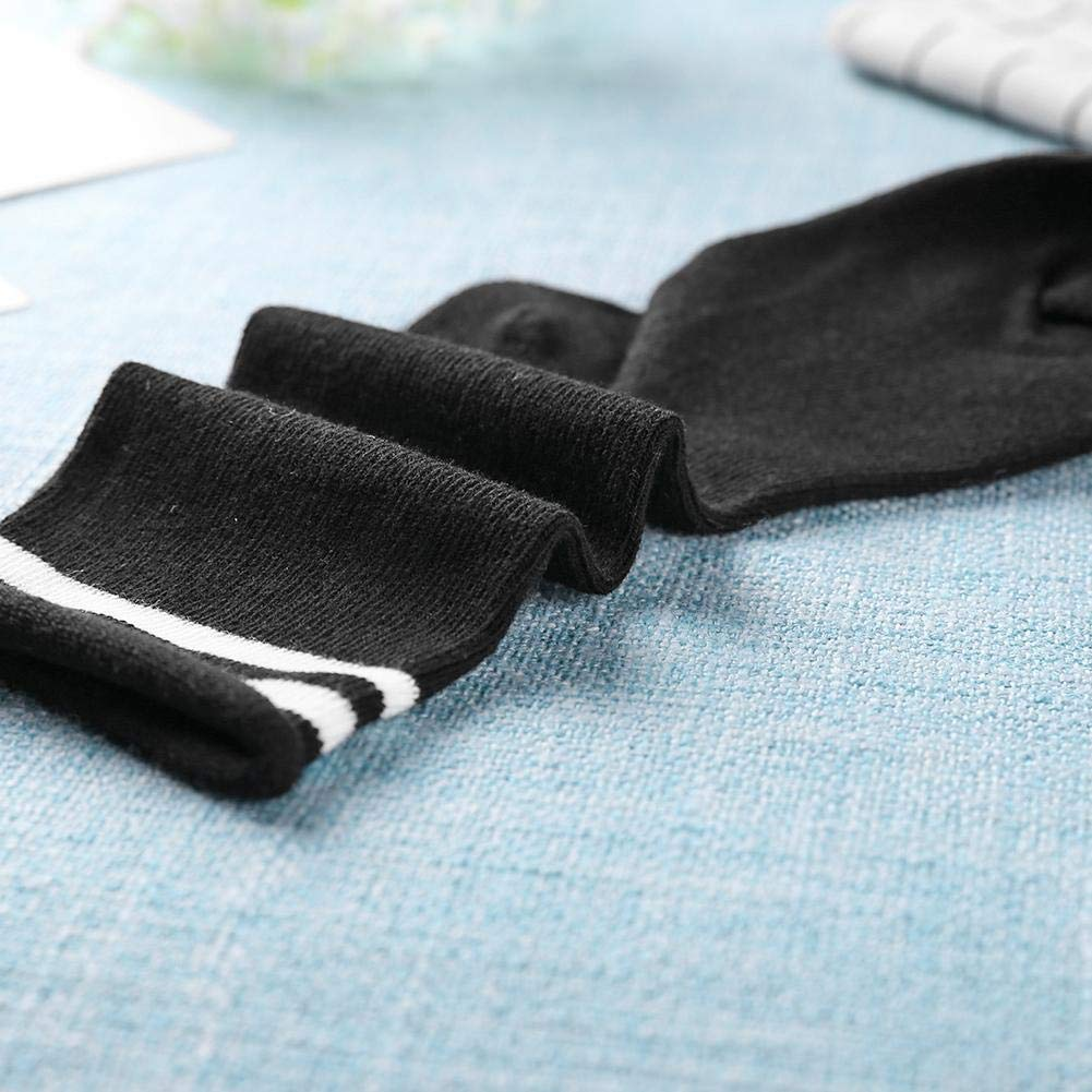 Socks For Baby,Baby Boys Girls Preppy Stripe Print Warm Knee Socks Kids Sports Long Sock