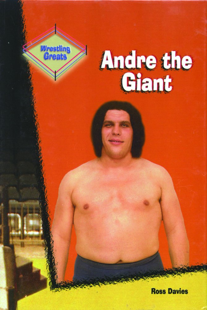 Andre the Giant (Wrestling Greats)