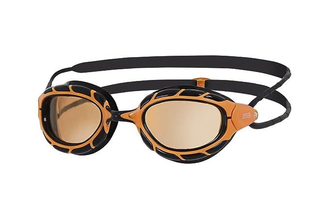 1 opinioni per Zoggs 302766 Predator Polarized Ultra, Unisex Adulto, Arancio/Nero/Copper,