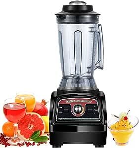 IDABAY Licuadora Multifuncional, Batidora de Vaso para Frutas y ...
