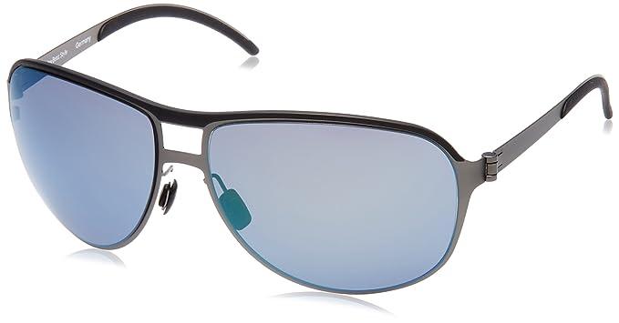 Mercedes-Benz Sonnenbrille M1048 Gafas de sol, Negro ...