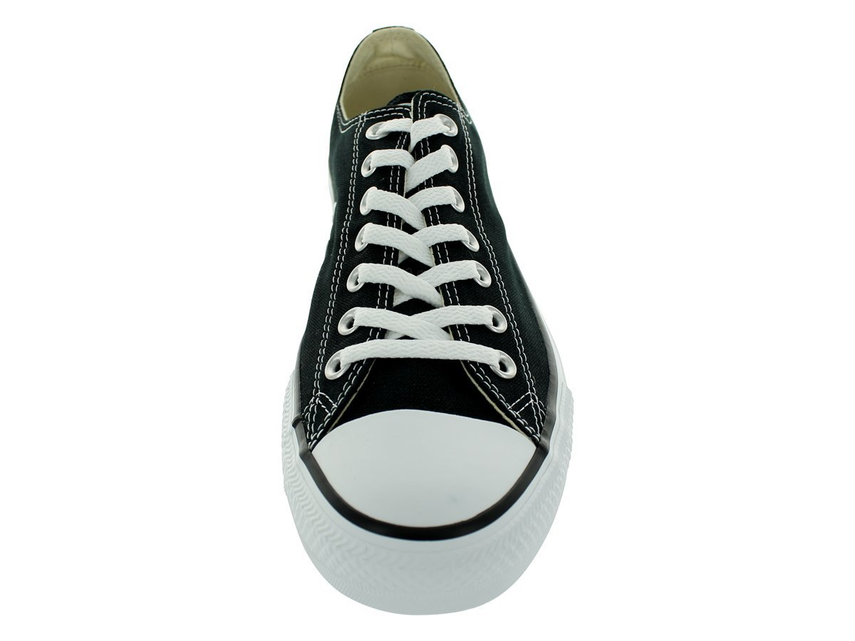 Converse Unisex Chuck Taylor All Star Low Top Black Sneakers - 5.5 US Men/7.5 US Women by Converse (Image #2)