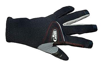 Bootsport Handschuhe Gill Deckhand Segelhandschuhe Long Finger für Damen und Herren 2 Finger frei