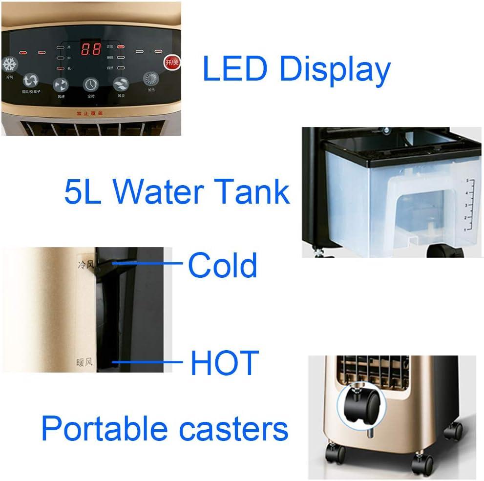 Lattice Climatizadores evaporativos 4 In1 Purificador De