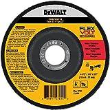 """DEWALT DWAFV84514 FLEXVOLT T27 Cutting/Grinding Wheel, 4-1/2"""" x 1/4"""" x 7/8"""""""