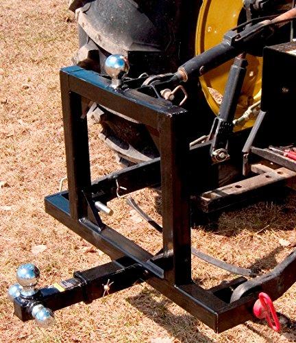Field Tuff FTF-02TQH 3 Point Hitch by Field Tuff