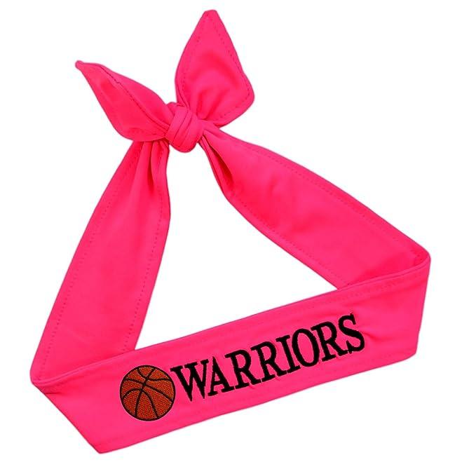 Amazon.com: Diadema de baloncesto con diseño de lazo para la ...