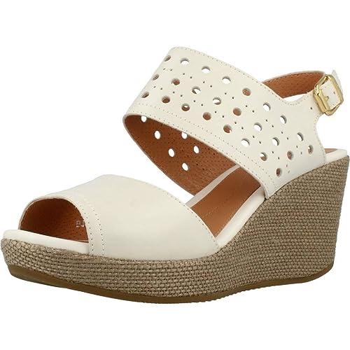 Sandalias y chanclas para mujer, color Blanco , marca STONEFLY, modelo Sandalias Y Chanclas Para Mujer STONEFLY MARLENE II 3 Blanco