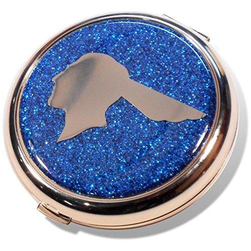 womens-retro-a-go-go-pontiac-chief-royal-blue-glitter-compact-mirror