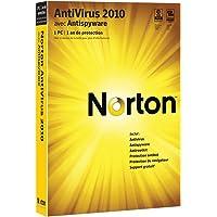 Norton antivirus 2010 (1 poste, 1 an)
