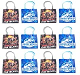12pc Jurassic World''THE ISLAND'' Party Goodie Bags Party Favor Bag Gift Bags …