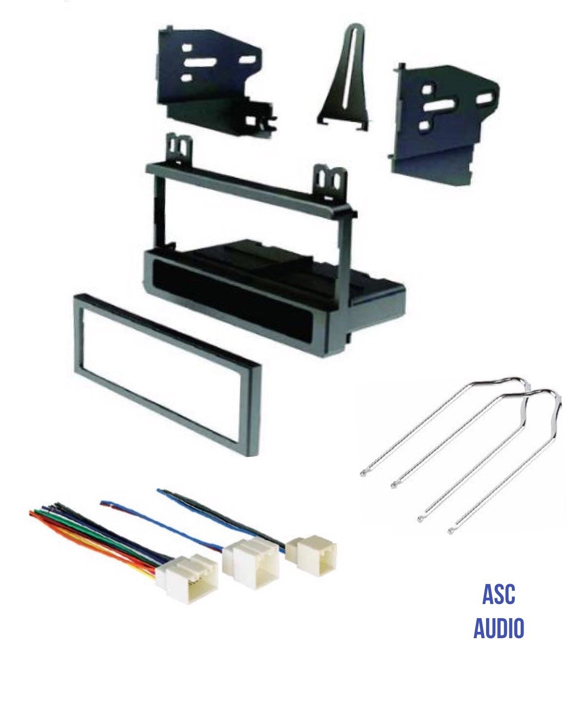 Best Rated In Car Audio Video Dash Mounting Kits Helpful Ford Aftermarket Radio Wiring Harness Asc Stereo Kit Wire And Tool To Install A