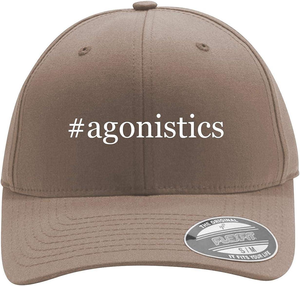 #Agonistics - Men's Hashtag Flexfit Baseball Cap Hat 61eupWeZfIL