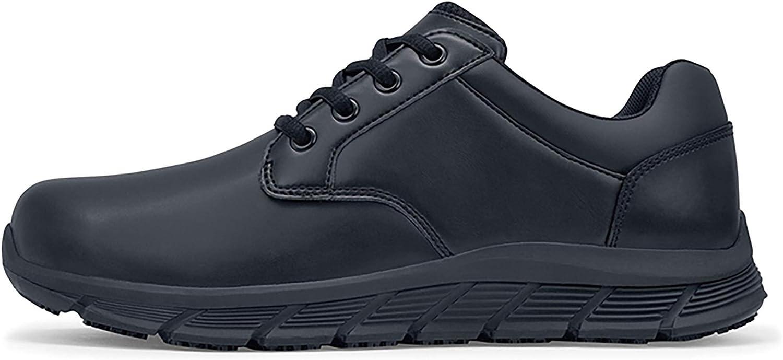 Shoes for Crews Saloon II, Women's Slip Resistant Food Service Work Sneaker