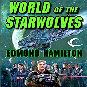 World of the Starwolves Audiobook