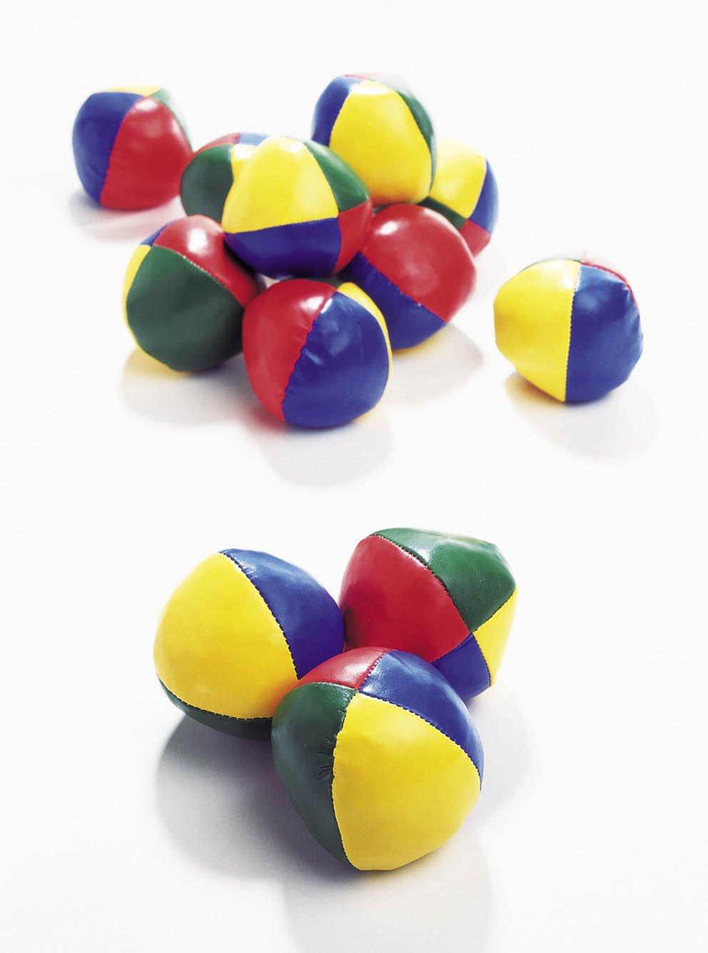 Bola que hace juegos malabares con bolas de plástico [importado de Alemania] Goki SA133