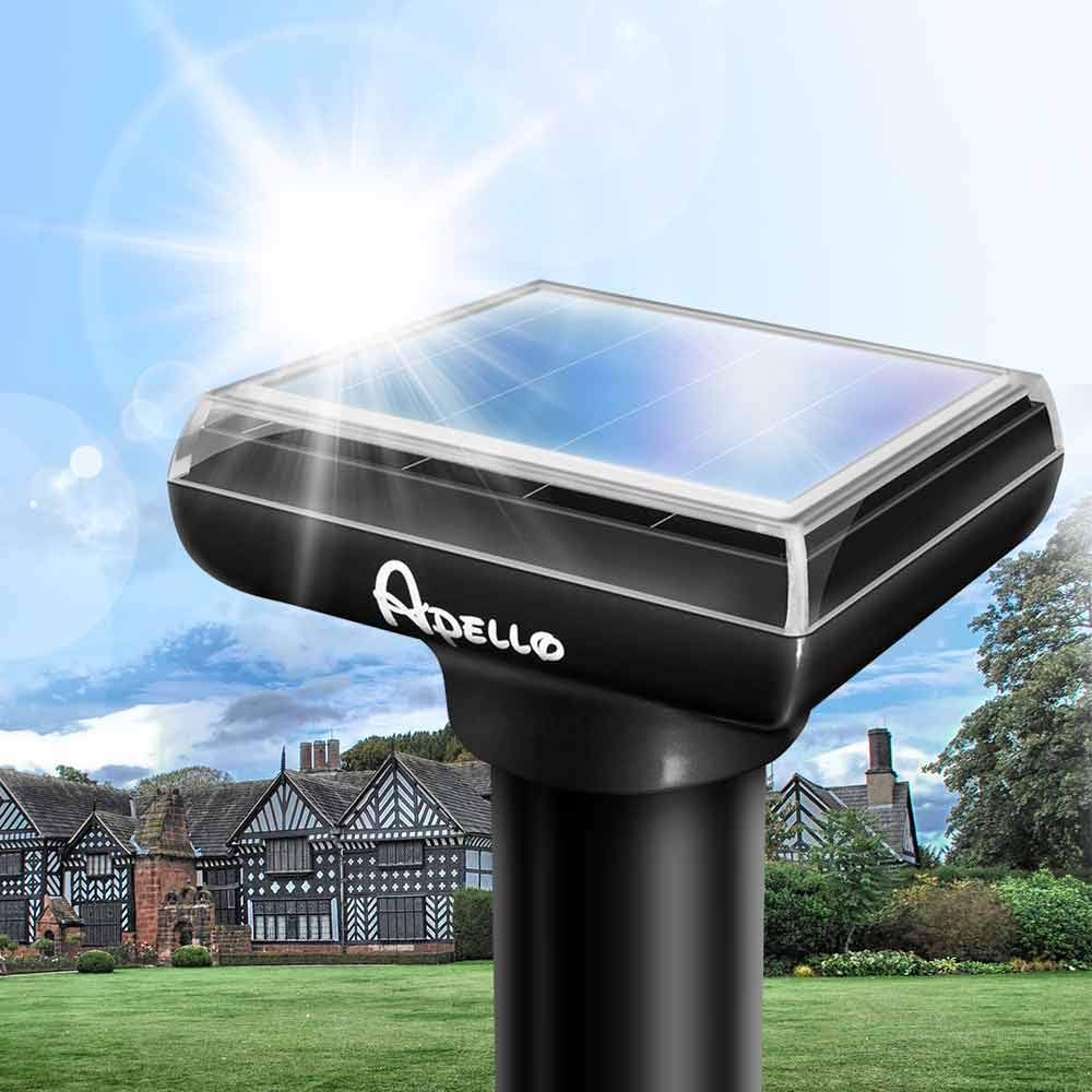 Apello Solar Mole Repellent (6 Pack)