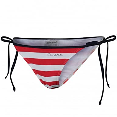 65d3fa2490 Regatta Great Outdoors Womens/Ladies Aceana Bikini String Brief:  Amazon.co.uk: Clothing