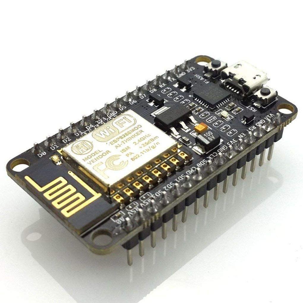 Morza ESP8266 NodeMCU LUA CP2102 ESP-12E Internet WIFI Development Board Compatible for Arduino IDE//Micropython