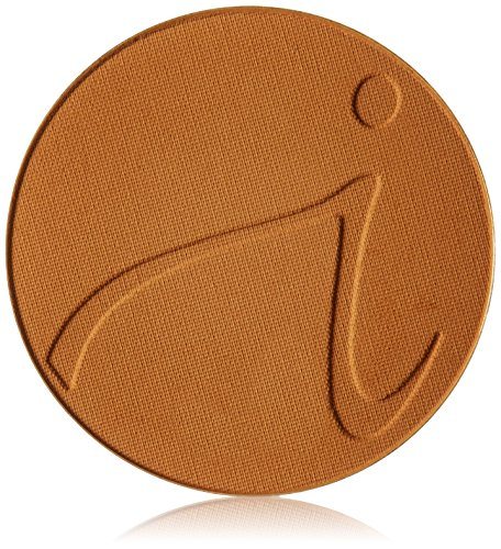 jane iredale Pure Pressed Base Mineral Foundation Refill, Cognac, 0.35 (Amber Pressed Powder)
