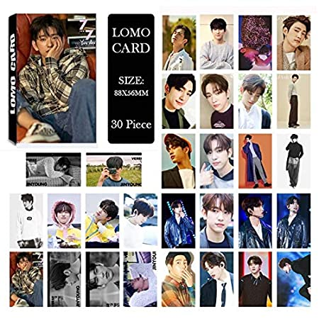 Smart Kpop Got7 Album Jackson Self Made Paper Lomo Cards Photo Card Poster Hd Photocard Fans Gift Collection Beads & Jewelry Making