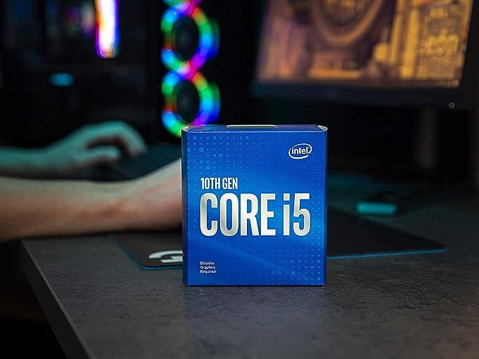 Intel Core I5 10400 Box Computer Zubehör