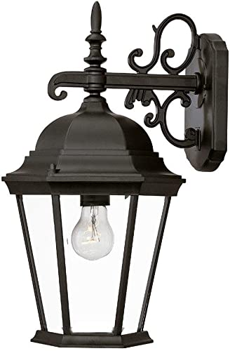 Acclaim 5202BK Richmond Collection 1-Light Wall Mount Outdoor Light Fixture