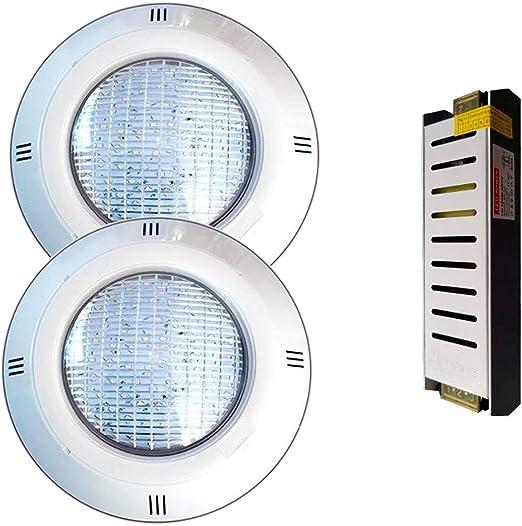 Warmpool Pack Focos LED para Piscinas de 35W Blanco Cálido ...
